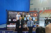 Спортсмены Алтайского края в составе сборной России стали победителями чемпионата и первенства мира.