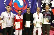 Аршалуйс Царукян и Оксана Чуднова – победители чемпионата России по восточному боевому единоборству в дисциплине кобудо.