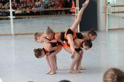 Спортсмены ДЮСШ «Студия-спорт» выступили с показательными номерами для воспитанников Алтайской краевой специализированной (коррекционной) общеобразовательной школы III-IV вида (фото).
