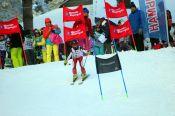 """СДЮШОР """"Горные лыжи"""" провела первенство края по горнолыжному спорту и сноуборду."""
