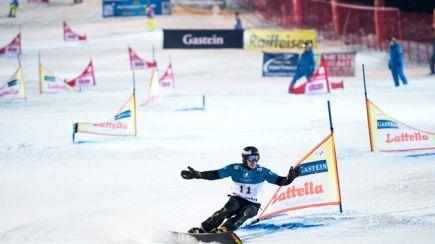 Андрей Соболев – серебряный призёр этапа Кубка мира в австрийском Бад Гаштайне.