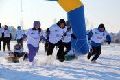 Согрелись спортом.  В Заринске 21 января весело и задорно отметили Всероссийский «День снега»