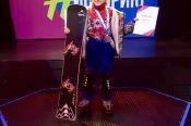 Мария Травиничева выиграла серебряную медаль в параллельном слалом-гиганте на Всероссийских детских соревнованиях