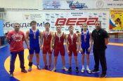 Пятеро алтайских борцов стали призёрами первенства СФО.