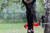 """В оздоровительном лагере """"Кристалл"""" проходит Фестиваль детского спорта."""