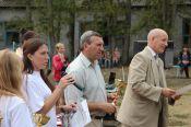 В оздоровительном лагере «Кристалл» завершился I краевой фестиваль детского спорта.