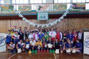 В Славгороде завершился третий этап Открытого кубка Алтайского края по гиревому спорту.