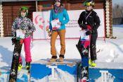 Дарья Фадеева – победитель первенства Сибири в параллельном слаломе среди юниорок