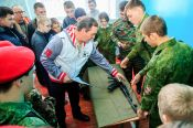 В Белокурихе завершились военно-спортивные игры «Кубок памяти Василия  Угрюмова»