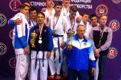 Алтайские спортсмены завоевали 23 медали на чемпионате и первенстве Урала и Сибири по сётокан