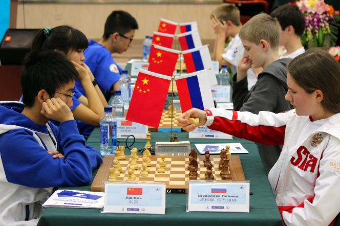 Российско-китайский шахматный «Матч дружбы» пройдёт в Белокурихе 14-18 июля