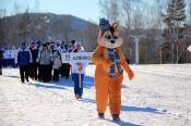 Видео. Талисман VIII зимней олимпиады городов Алтая Бурундук и собака Бублик делятся впечатлениями о церемонии открытия