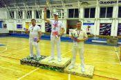 Алтайские лучники выиграли четыре медали на открытом чемпионате Новосибирской области