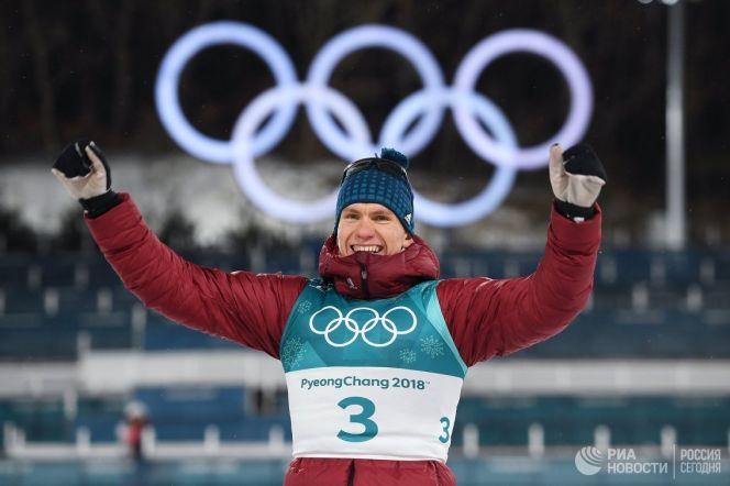 Российские спортсмены завоевали две бронзовые медали в лыжном спринте