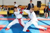 В Бийске разыграли Открытый Кубок Алтайского края по каратэ WKF