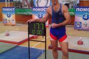 Екатерина Бобришева из Славгорода - первая на Алтае мастер гиревого спорта среди женщин.