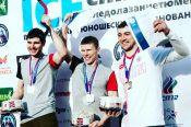 Дмитрий Гребенников занял третье место на этапе Кубка России по ледолазанию в Тюмени