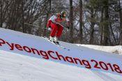 Российский фристайлист Сергей Ридзик завоевал бронзовую медаль на ОИ-2018 в ски-кроссе