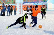 Фотографии первого дня соревнований XXXIII зимней олимпиады сельских спортсменов Алтайского края в Павловске