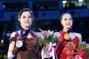 Фигуристка Алина Загитова принесла России первое олимпийское золото. Евгения Медведева – серебряный призёр