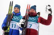 Потрясающий марафон: Александр Большунов второй, Андрей Ларьков – третий