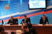 Эстафета олимпийского огня «Сочи-2014» прибудет в Алтайский край в конце 2013 года.