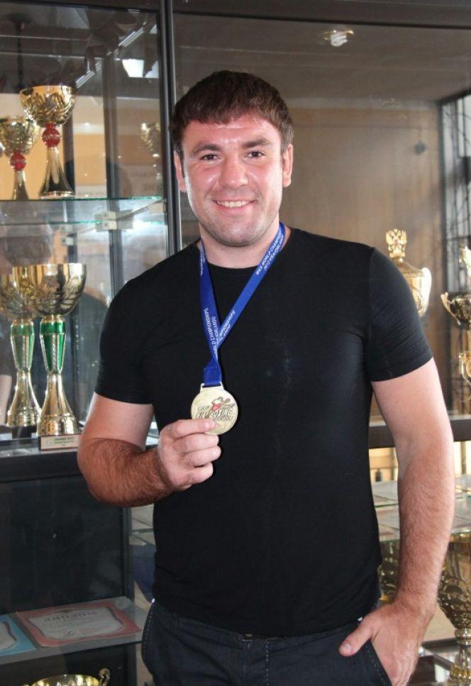 Алексей Филяков стал чемпионом мира по версии WKA.