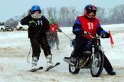 Определились победители XV чемпионата края по гонкам мотолыжных экипажей