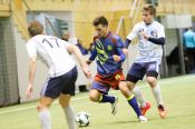 Сыграны вторые игры плей-офф молодёжного футбольного чемпионата «Лига.БРО»