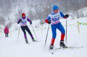 Около 250 юных лыжников приняли участие в краевом фестивале на призы Виталия Денисова