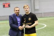 Вратарь «БРО.SELONA» Егор Бродников: «Мы получили очень большой опыт»
