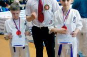 Алтайские спортсмены стали победителями и призёрами межрегионального детского фестиваля по КУДО