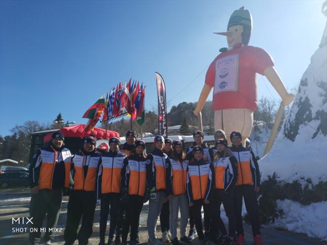Воспитанники краевой спортшколы «Горные лыжи»  – в десятке сильнейших на международных соревнованиях «Пиноккио» в Италии