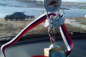 В селе Шахи Павловского района прошли соревнования на Кубок ГУ МВД России по Алтайскому краю по ловле рыбы на мормышку со льда