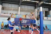 В Барнауле прошли игры окружного этапа Всероссийских студенческих соревнований среди женских команд