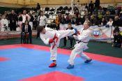 В Барнауле прошло первенство Алтайского края по каратэ WKF