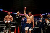 Уроженец Благовещенского района Алексей Кунченко сохранил титул чемпиона М-1 Global и передал привет малой родине