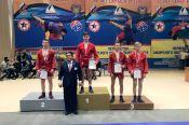 Алтайские самбисты завоевали 11 путёвок в финал первенства России