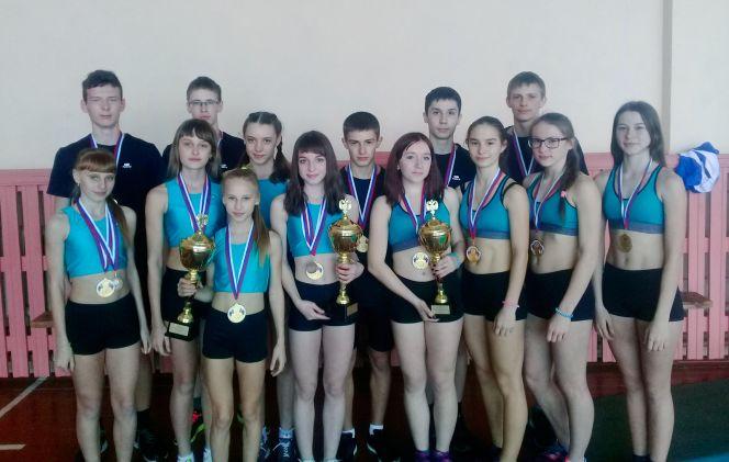 Учащиеся Мамонтовской СОШ – победители и призёры традиционных Всероссийских соревнований «Шиповка юных-2018»