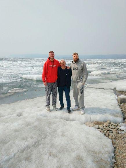 Спортивный врач Александр Кривченко