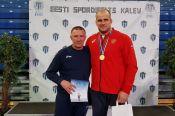Виталий Щур – победитель международного турнира «Мемориал Палусалу-2018»