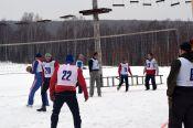 Команда Новоалтайска стала победителем первого в Алтайском крае турнира по зимнему волейболу среди ветеранов