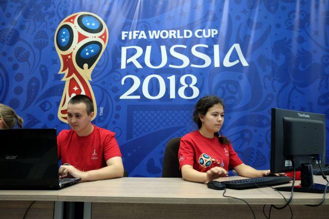 Не менее 16 волонтёров от Алтайского края отправятся на чемпионат мира по футболу - 2018