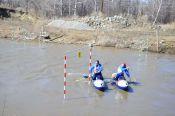 На реке Лосиха в Первомайском районе прошла первая часть соревнований «Лосиные игры - 2018» (фото)