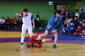 Трое алтайских самбистов стали победителями первенства Сибири среди спортсменов 2004-2005 годов рождения