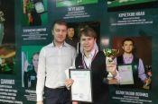Дмитрий Стороженко – чемпион края в дисциплине «Динамичная пирамида»
