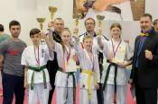 Алтайские спортсмены завоевали четыре золотые медали на первенстве страны по синкёкусинкай