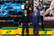 Дмитрий Золотов одержал пятую в своей спортивной карьере победу на чемпионате России