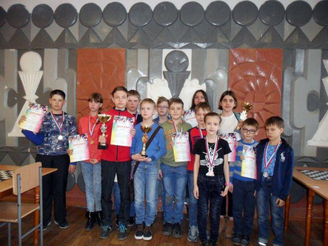 Краевой командный турнир по шашкам «Чудо-шашки». 20-21 апреля 2018 года.