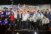 Алтайские боксёры в составе сборной СФО завоевали серебро командного Кубка России